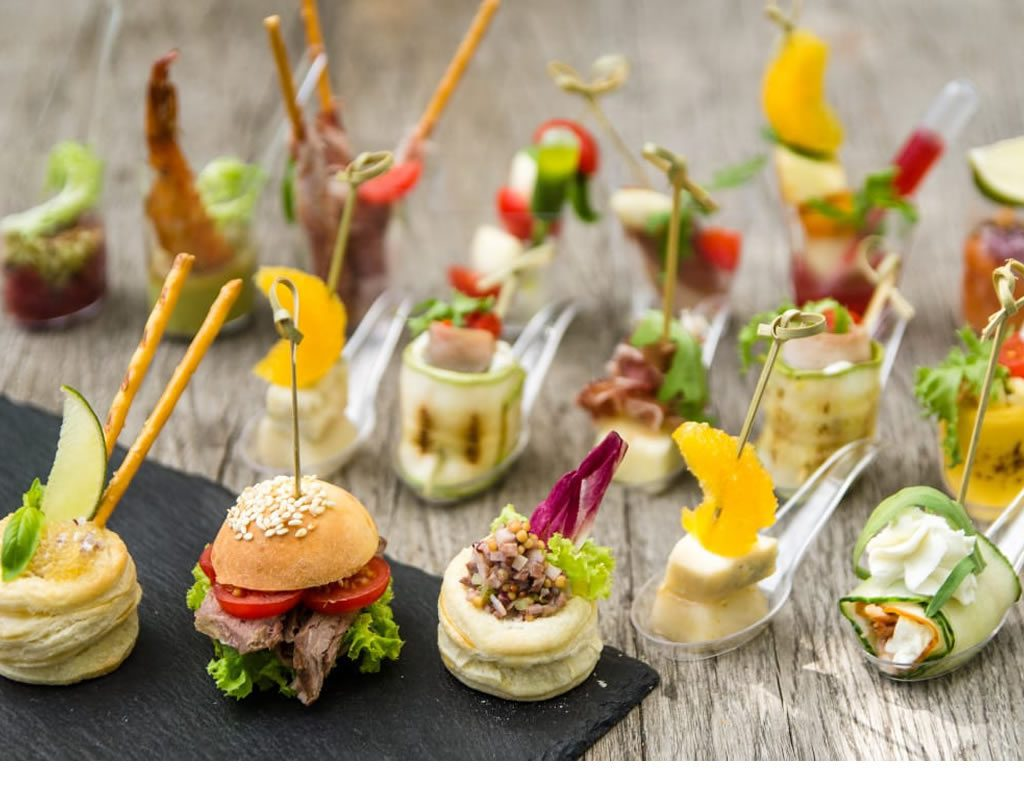 Party Appetisers (online class)