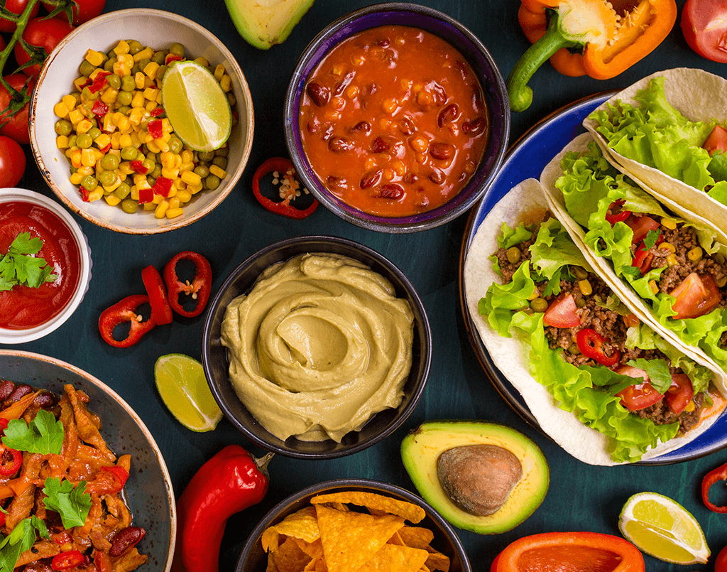 Mexican Favourites (online class)