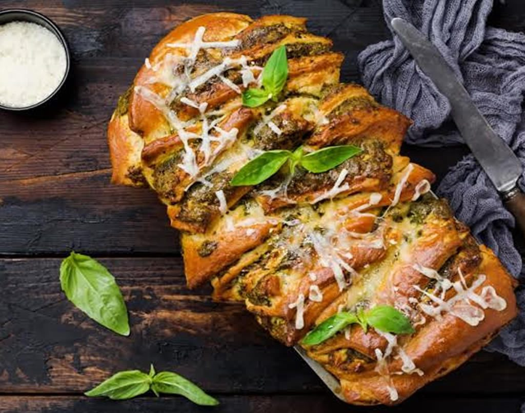 Party Breads (online class)