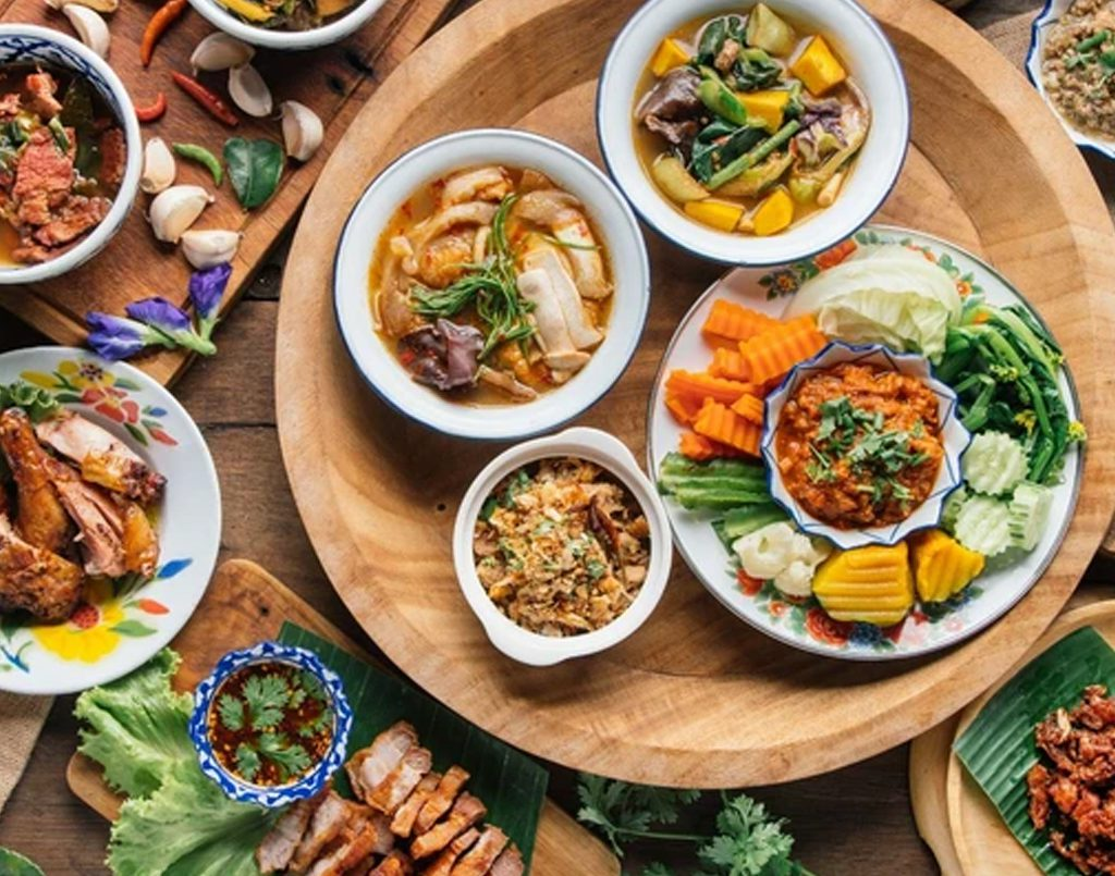 Thai , Malaysian & Indonesian Favourites (ONLINE CLASS)