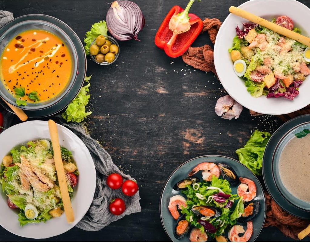Intensive Catering- How to perfect appetizers, soups and salads  (online class)