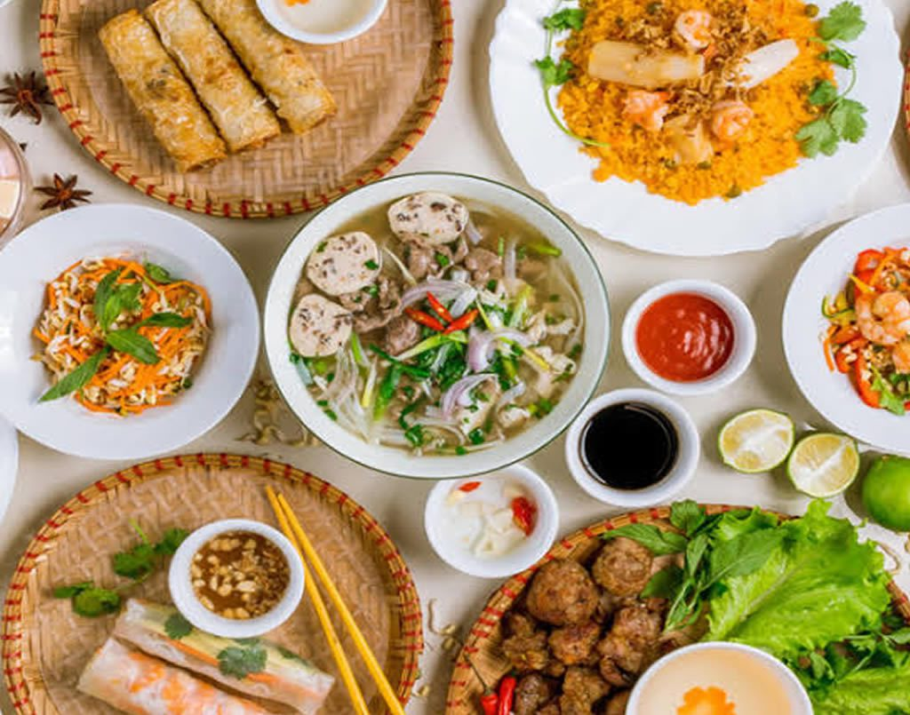 Intensive cooking catering course- Bakes, stir fries and Asian curries  (online class)