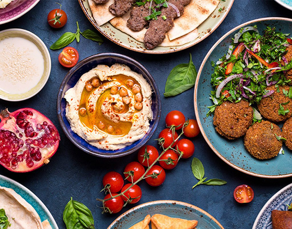 Middle Eastern Specials (online class)