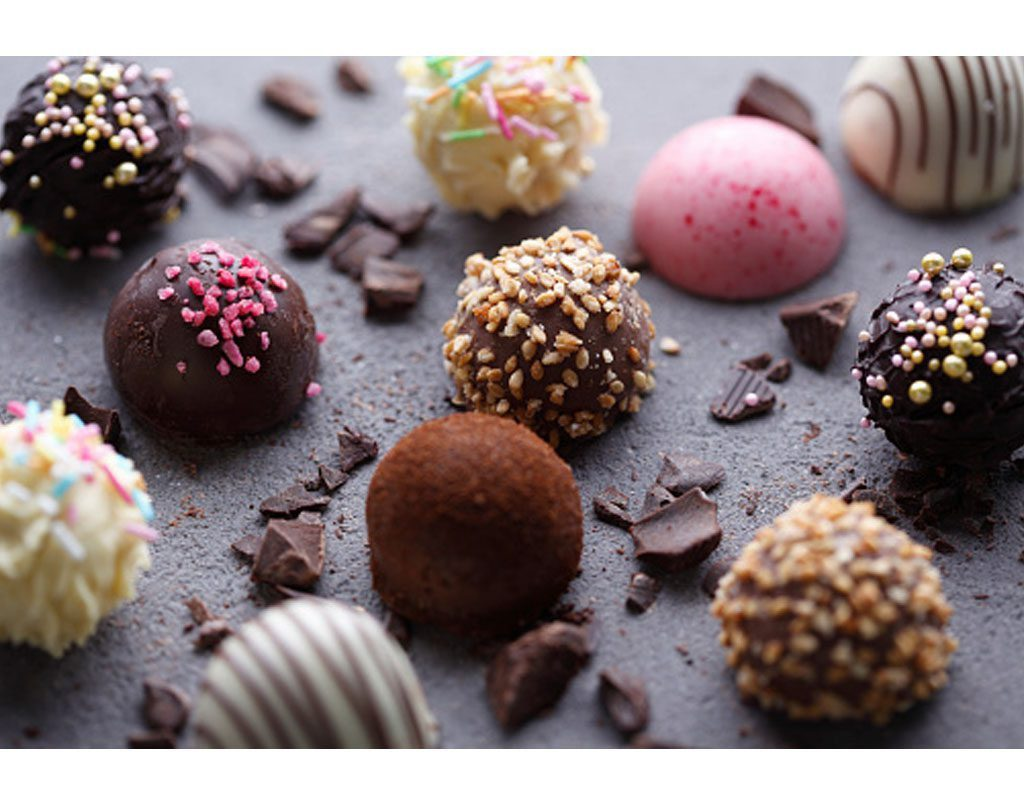 BASICS OF CONFECTIONERY TECHNIQUES COVERED