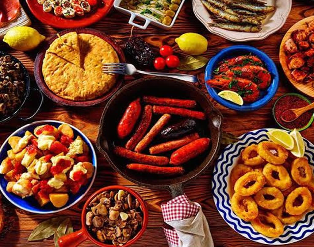 Vegetarian Spanish Tapas