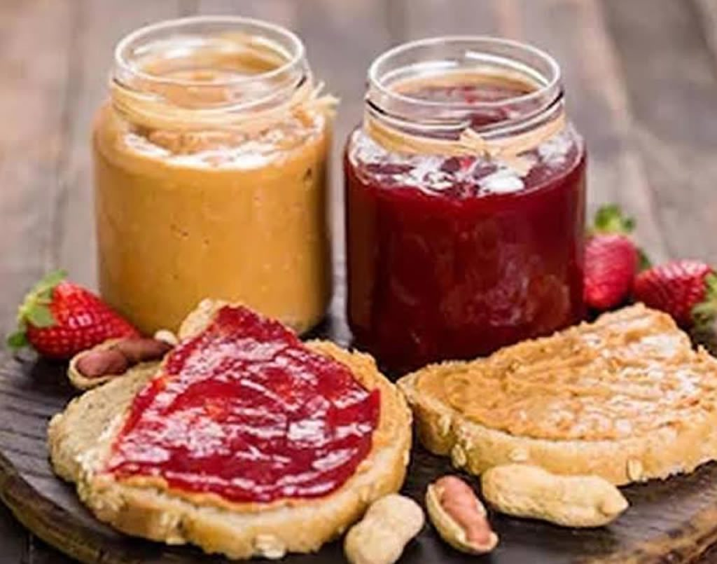 Weekend Of Plenty Special: Jams & Preserves (in studio class)