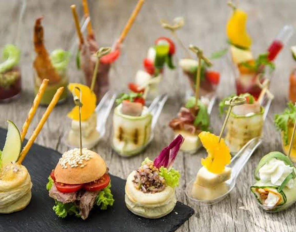 Party Appetizers  (online class)