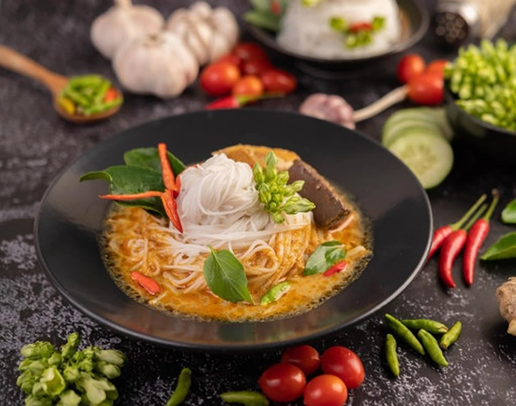 ASIAN Rice & Noodle Recipes
