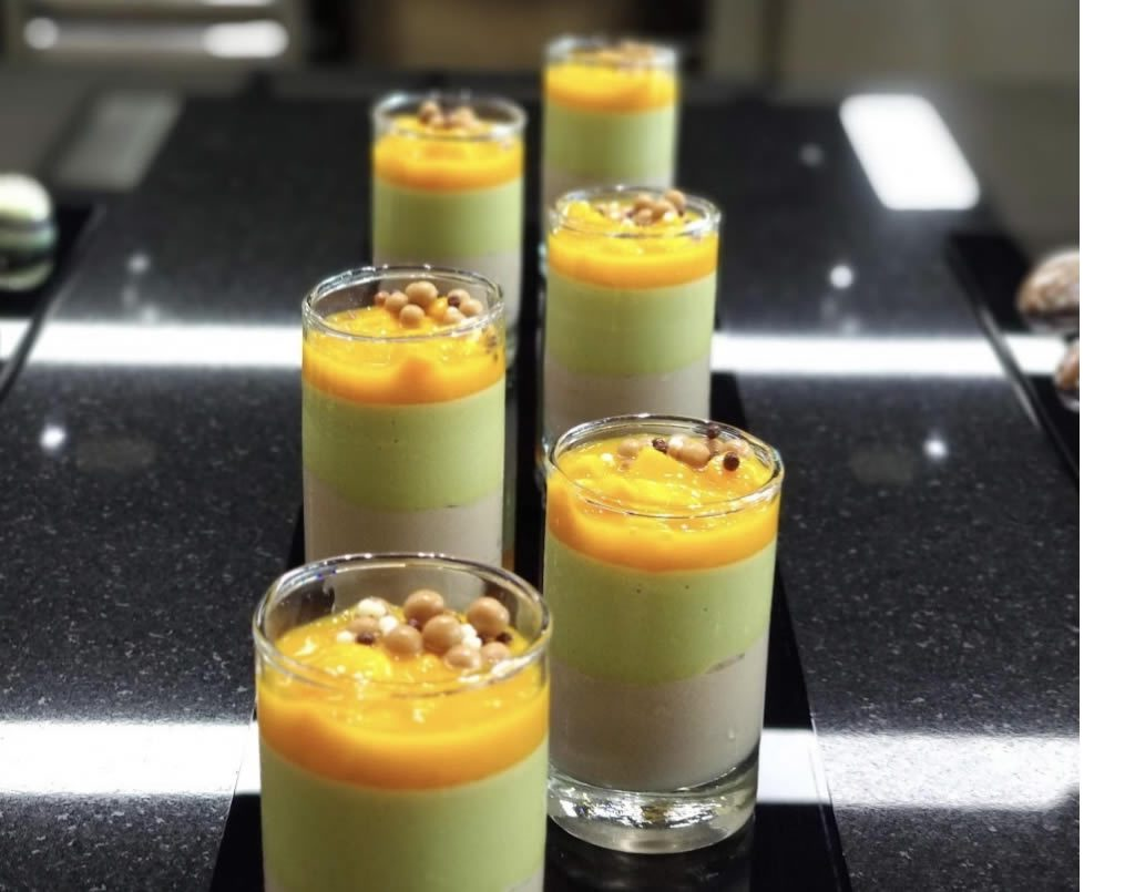 Verrine and layered desserts By Manali Khandelwal  (online class)