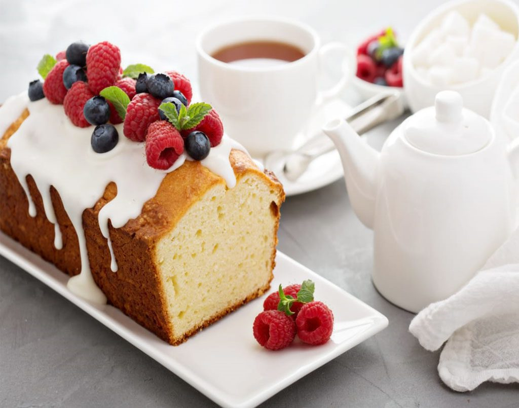Tea Time Travel Cakes (online class)