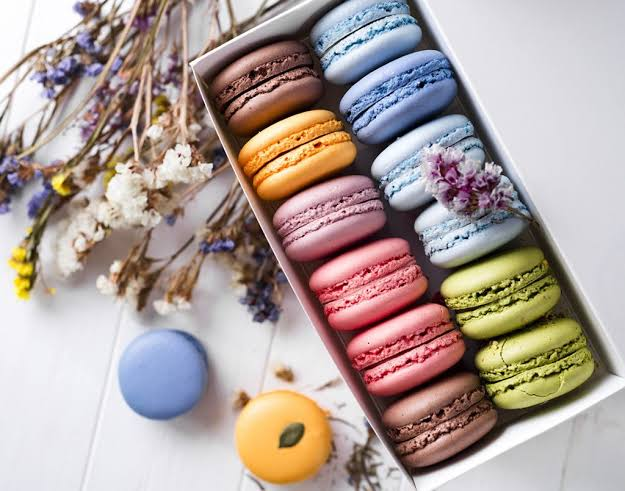 MACARONS AT HOME (WITH EGG & EGGFREE ) BY HARSH VAIDH (online class)