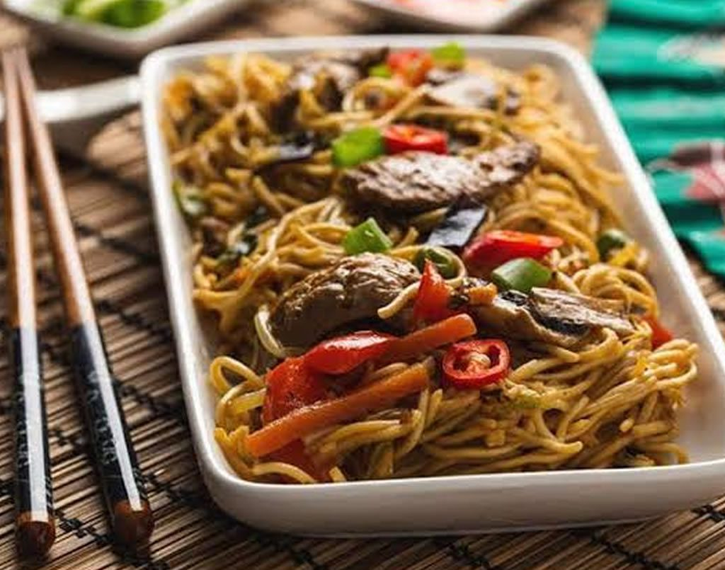 Rice & Noodle Preparations by Saurabh Gaikwad (Online)