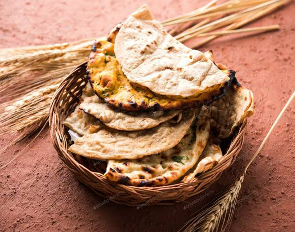 Indian bread by Dean Rodrigues (Online)