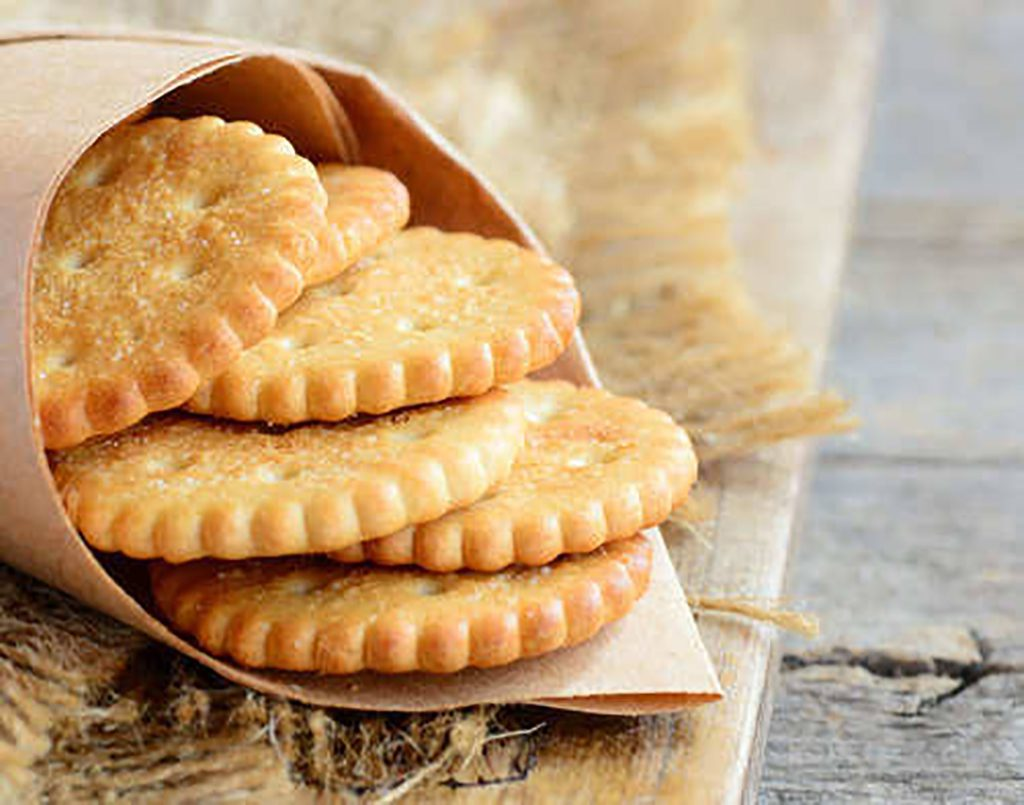 Crackers & Biscuits by Hardh vaidh & Ayeesha Amreen  (Online)