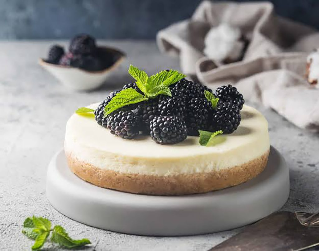Cheesecake: Cook along (Online)