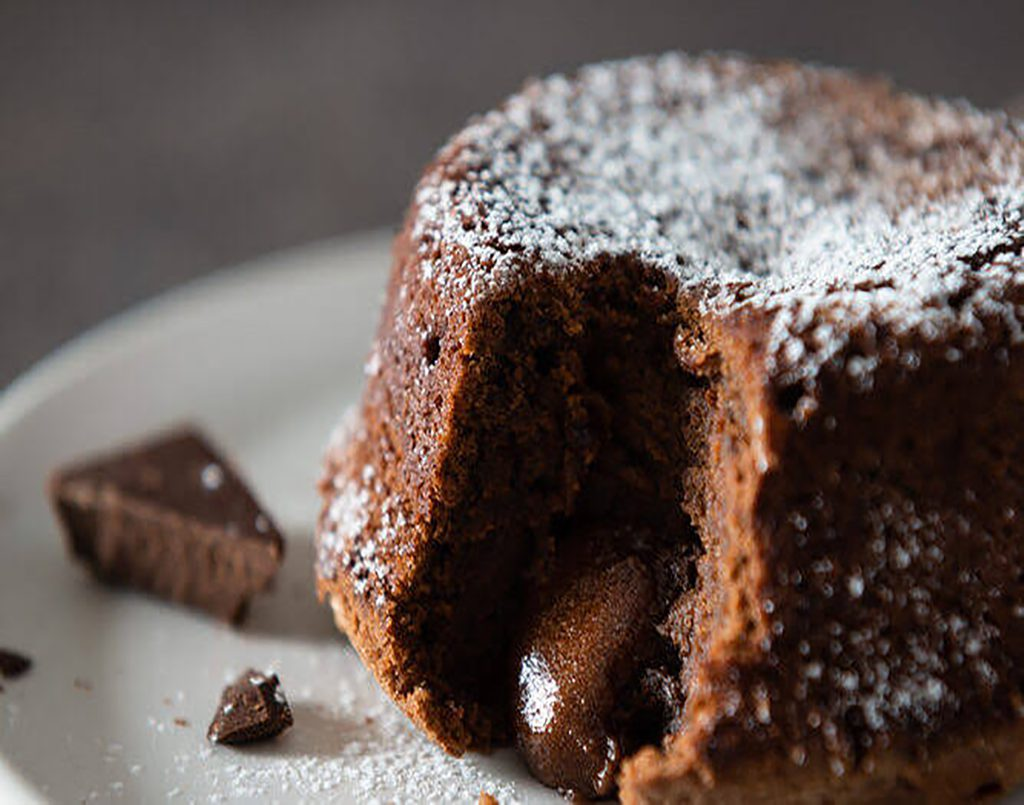 Molten Soft center cakes by Dean Rodrigues  (Online)