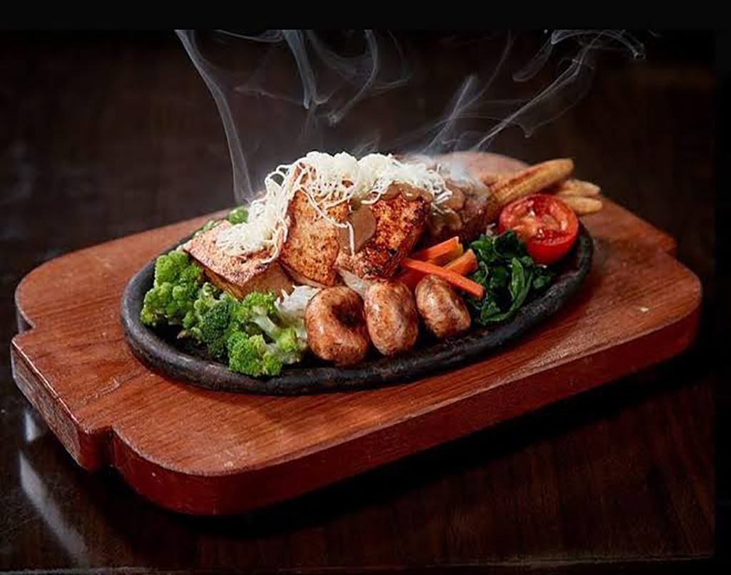Sizzlers At Home (Online class)