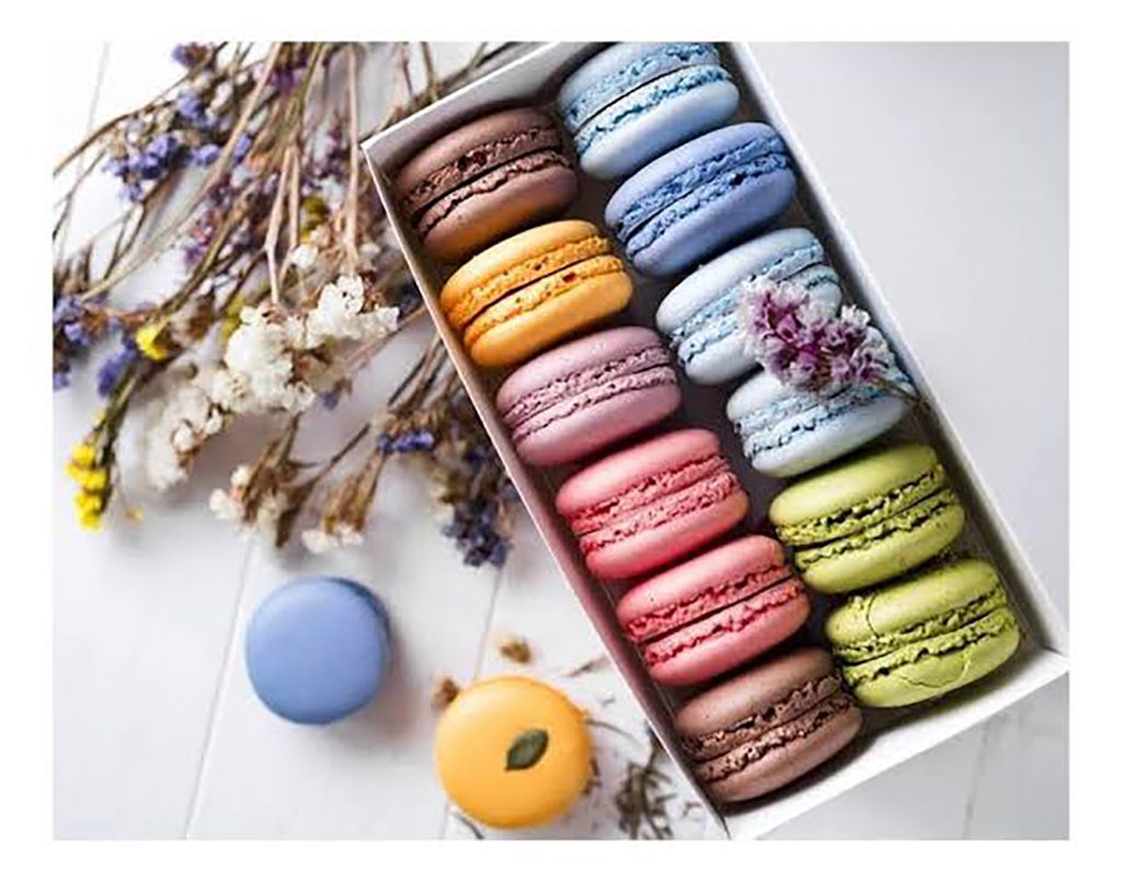 Not your average macaron by Manali Khandelwal (Online)