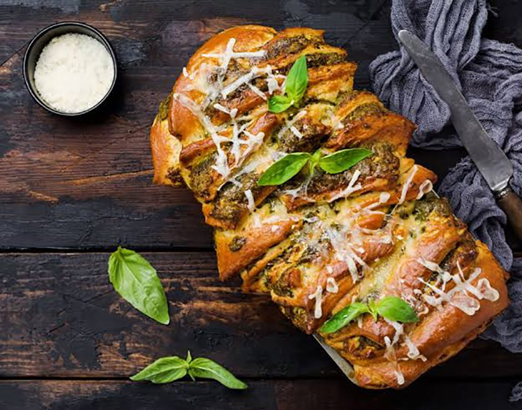 Party Breads by Dean Rodrigues  (Egg-free)(Online)