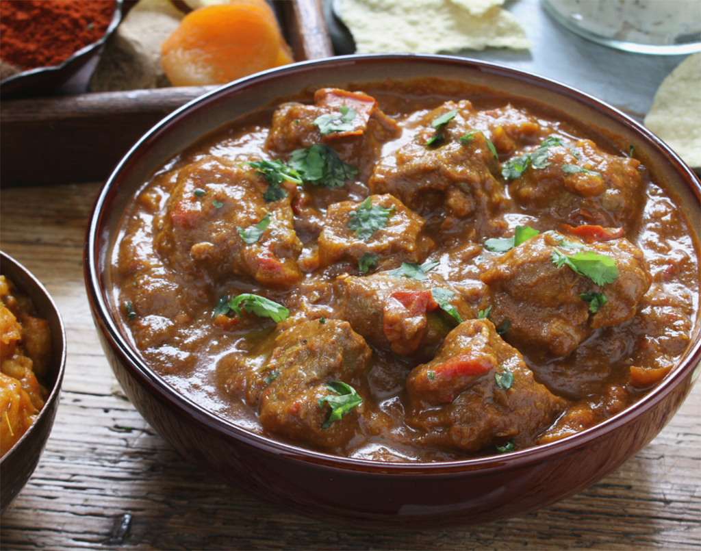 Indian curries by Yash Rajpal (Online)