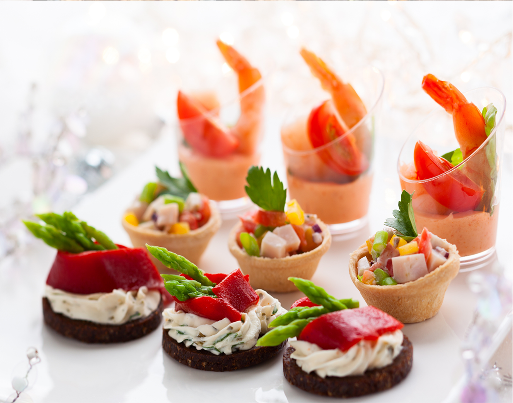 Party Appetisers under 30 minutes by Aadishree Chury (Online class)